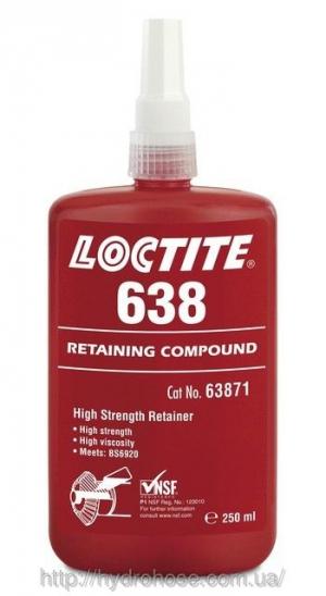 Loctite 638 / 250 ml