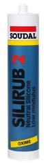 Нейтральный силикон Soudal Silirub 2